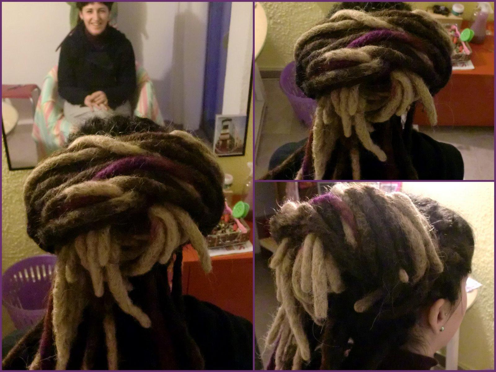 Lo más universal peinados con rastas Galería de cortes de pelo tutoriales - Peinados con rastas | peinados de moda, peinados de novia