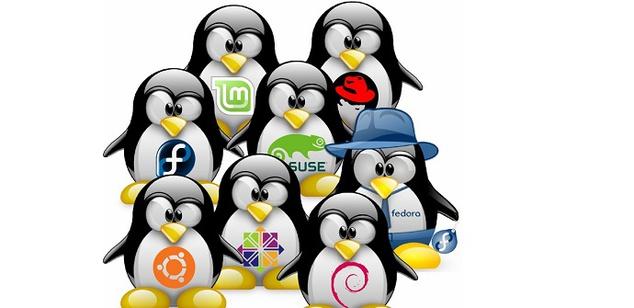 daftar distro linux