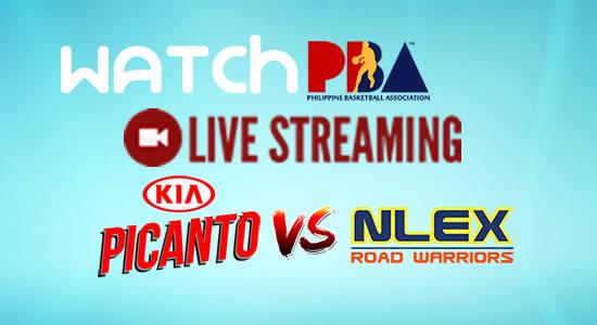 Livestream List: Kia vs NLEX game live streaming December 20, 2017 PBA Philippine Cup