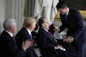 Bob Dole Receives Congressional Gold Medal
