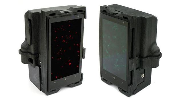 Kamera Smartphone Mampu Analisis DNA Dengan Alat ini