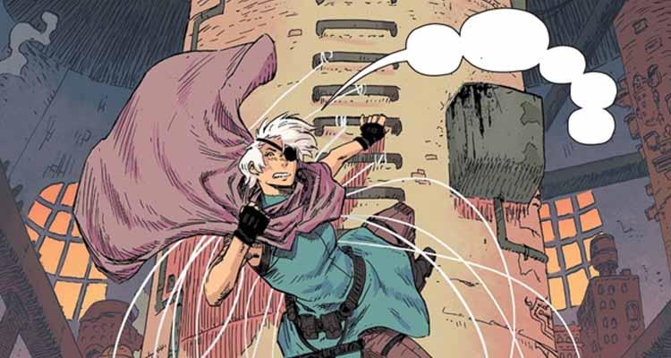 Sha es la auténtica protagonista de La Aguja