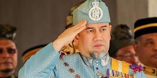 Yang di-Pertuan Agong Malaysia, Sultan Muhammad V, Sultan Kelantan, Perletakan Jawatan Yang di-Pertuan Agong, Perletakan Jawatan Sultan Muhammad V