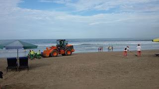 kebersihan pantai kuta | Pantai Kuta | Pantai Bali | Wonderful Indonesia
