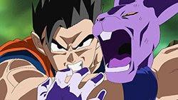 Dragon Ball Super episode 124 shonen jump preview Gohan & Frieza VS Dyspo