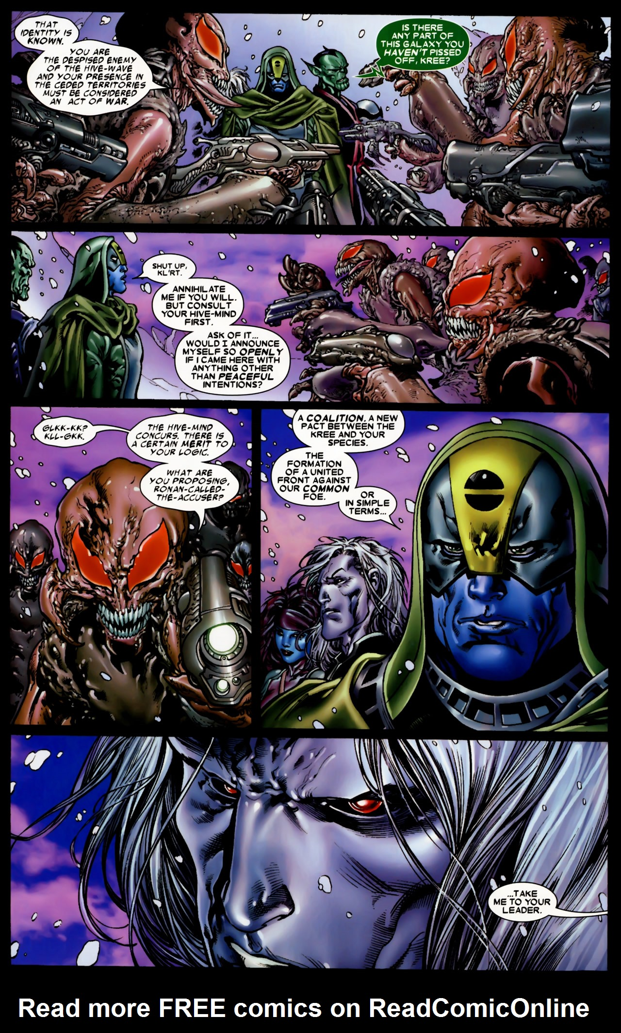 Read online Annihilation: Conquest comic -  Issue #2 - 13
