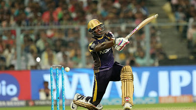 Andre Russell KKR HD Images