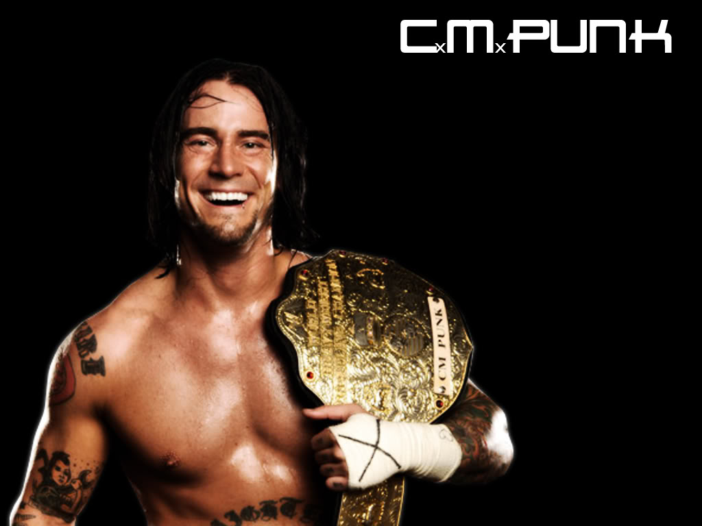 All About Wrestling Stars: CM Punk Wallpapers - CM Punk