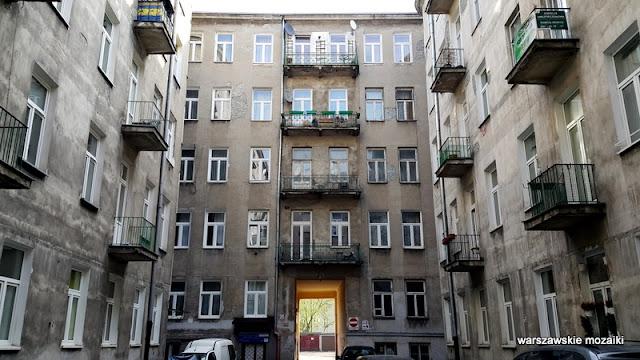 Warszawa Warsaw Praga Północ praskie kamienice architektura