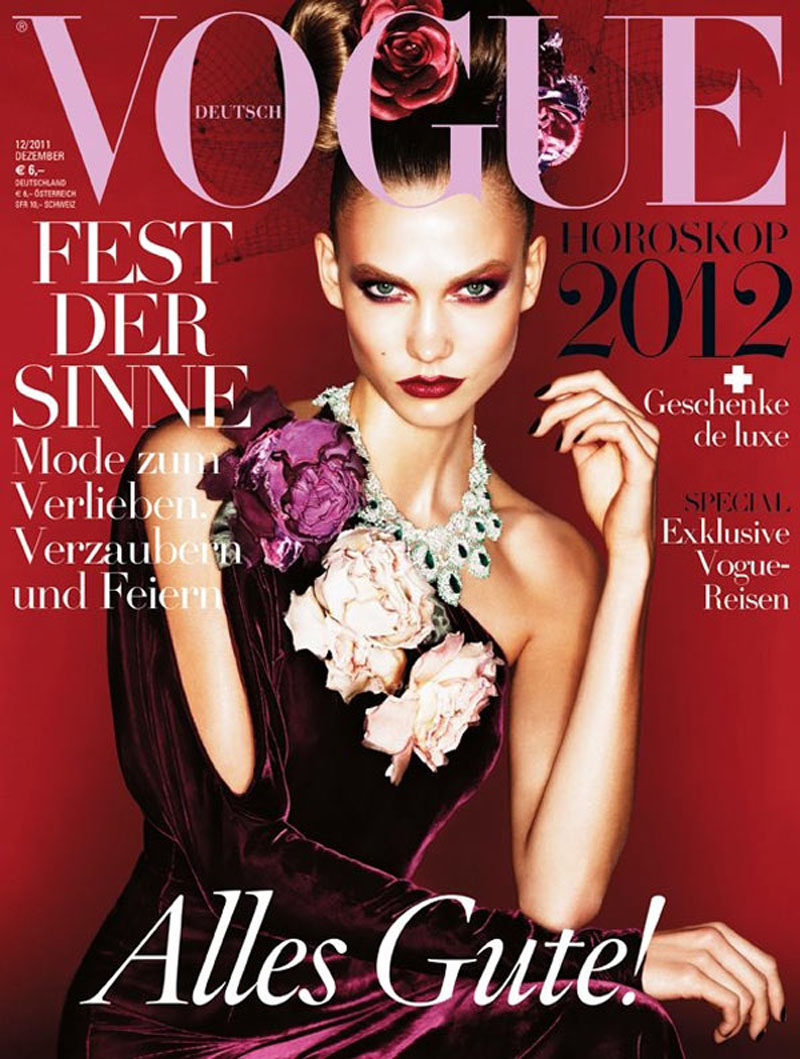 Vogue S Covers Gigi Hadid: Vogue's Covers: Karlie Kloss