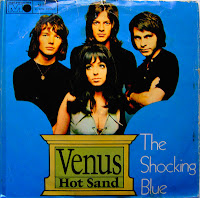 Shocking Blue és a Venus kislemez