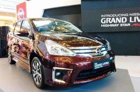 Harga Kredit Nissan Grand Livina Bekasi