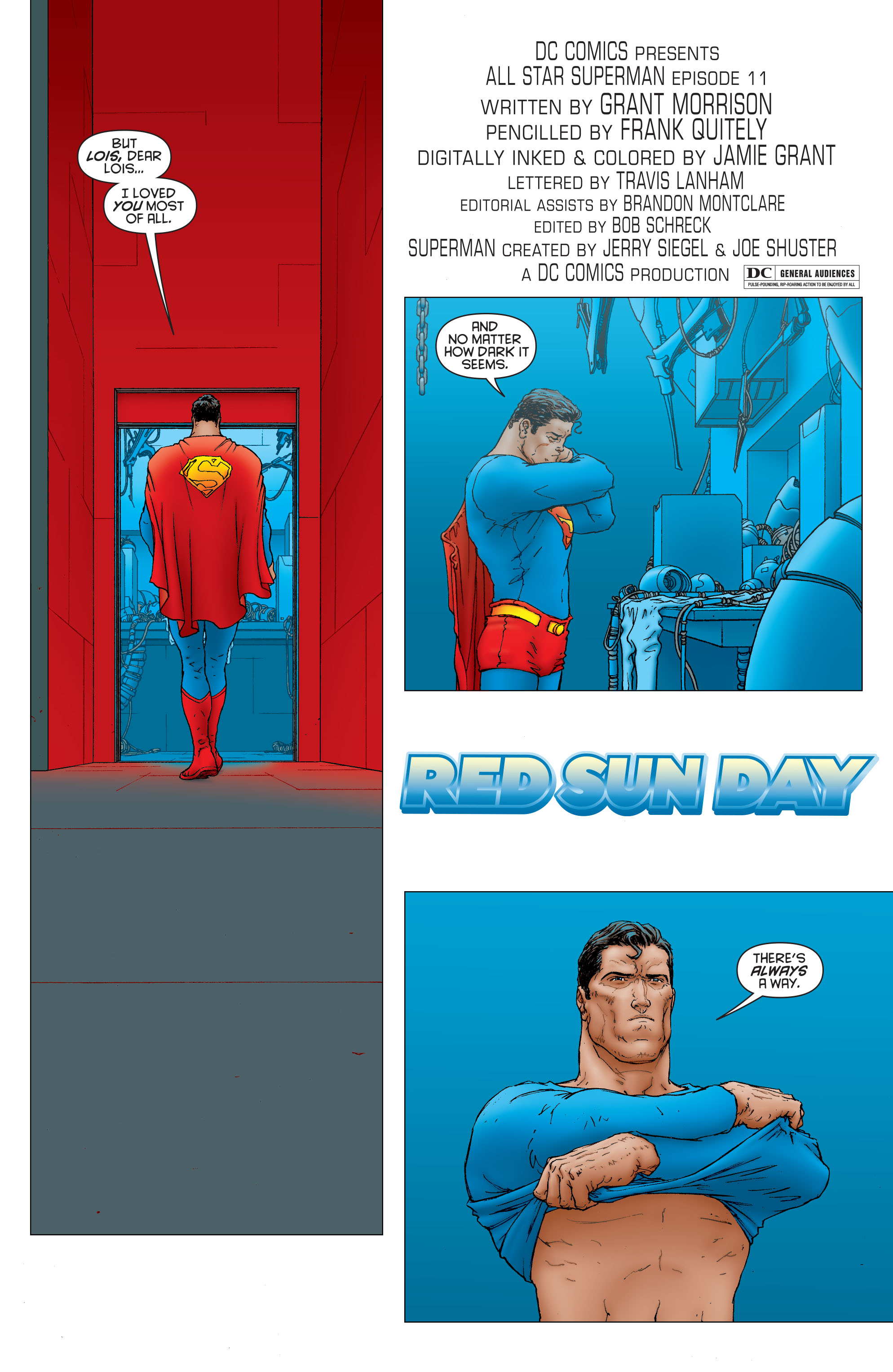 Read online All Star Superman comic -  Issue #11 - 7