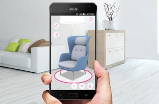 Zenfone AR Tango Augmented Reality
