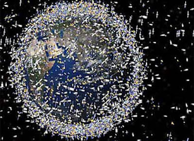 Space Junk Clean-Up Mission