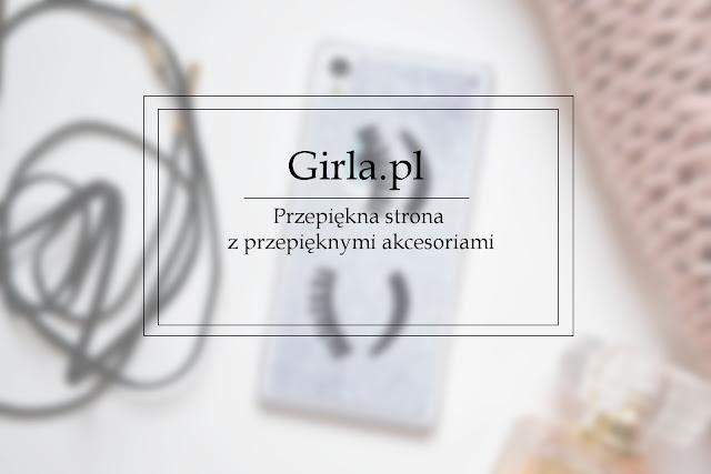 Girla.pl - przepiękna strona z przepięknymi akcesoriami