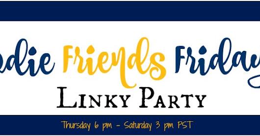 Foodie Friends Friday Linky Party #242