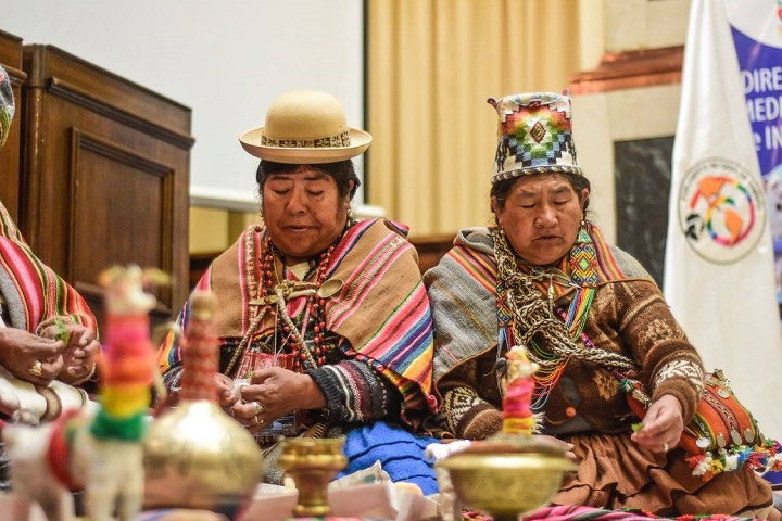 Autoridades  ancestrales aplican Ley de Medicina Tradicional