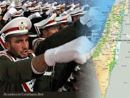 Irán quiere destruir a israel