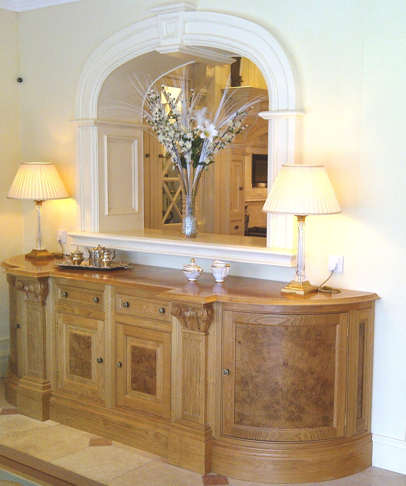 Clive Christian Kitchen: TRADITION INTERIORS OF NOTTINGHAM: Clive Christian Luxury