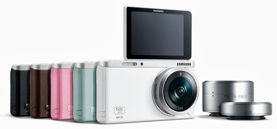 Samsung NX mini camera now official, 20.5MP sensor