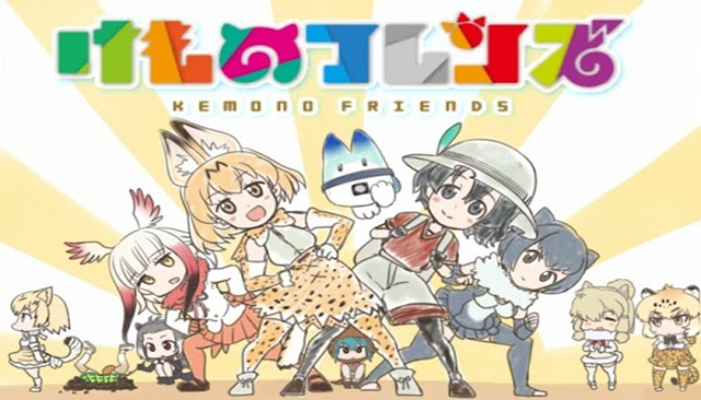 Download Kemono Friends Subtitle Indonesia [Batch]