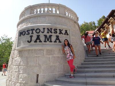 Caverna de Postojna - Eslovênia