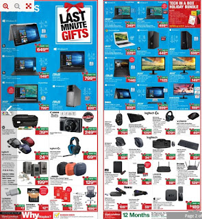 Staples flyer laptops Last Minute Gifts December 20 - 24, 2017