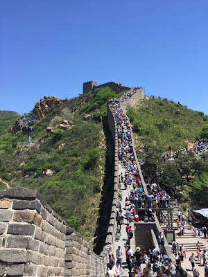 great wall of china architecture facts