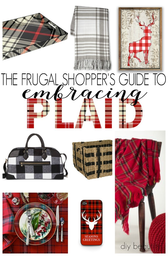 plaid shopping guide