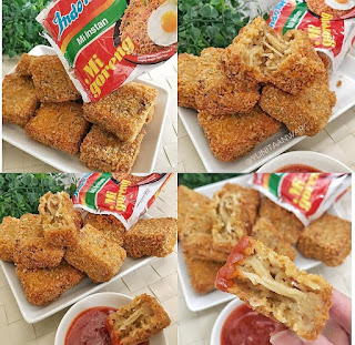 Resep Nugget InTernet By @yunitaanwar