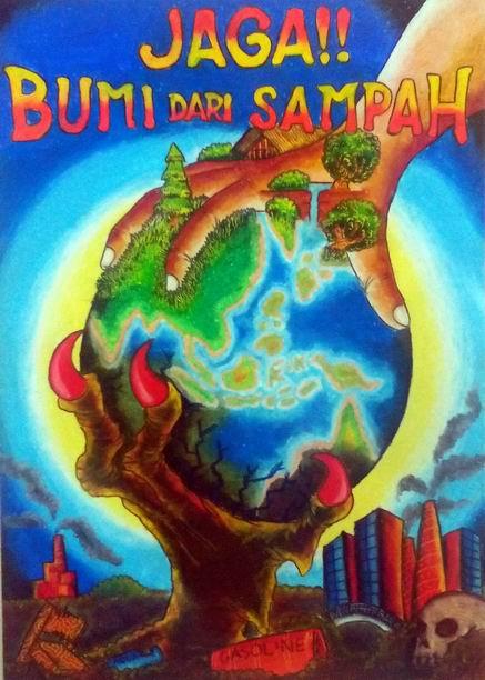 Download 89 Gambar Poster Jaga Bumi Keren Gratis