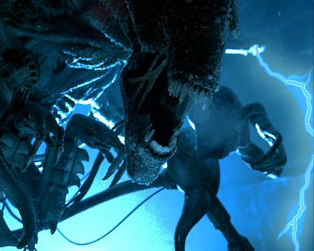 Mr. Movie: Alien vs. Predator (2004 Review, 3rd review of 5)