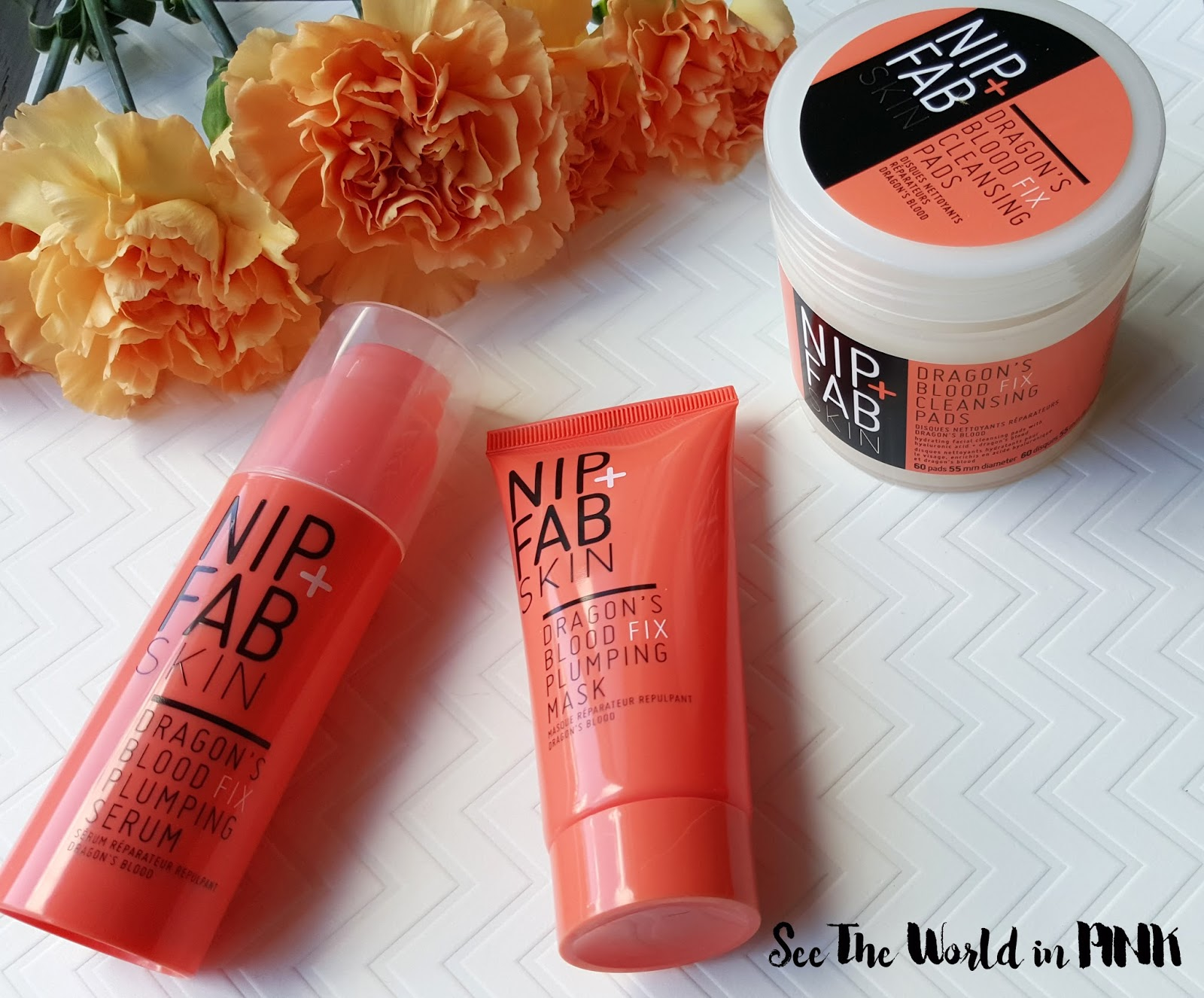 Nip + Fab Dragon's Blood Skincare Line Review