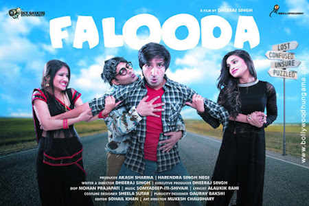 Falooda (2018) Movie Poster