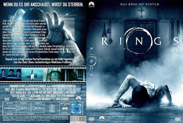 Rings DVD Cover