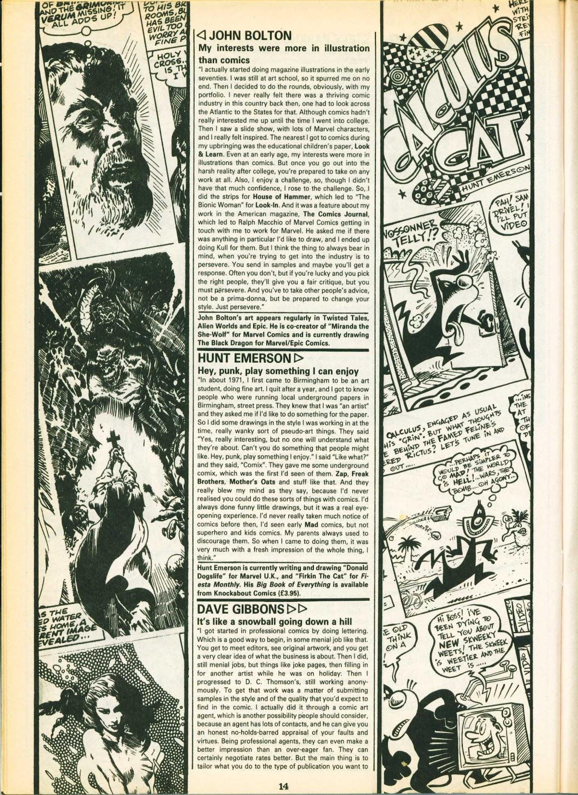 Warrior Issue #20 #21 - English 14
