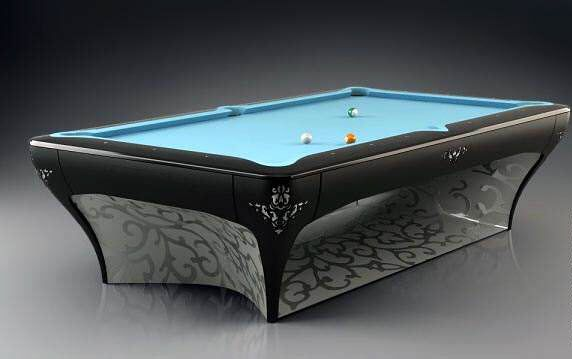 Humor feast the most expensive thing in the world - Most expensive pool table ...