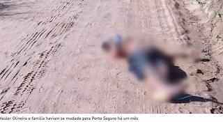 Segundo informações constantes do site RADAR64, no último domingo (27) o corpo do jovem Weuler Oliveira Couto de apenas 18 anos de idade, foi encontrado sem vida na Estrada do Barro, em Vera Cruz distrito de Porto Seguro.