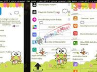 BBM Mod Keroppi Whatsapp Base BBM 2.13.1.14 Apk