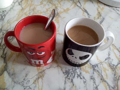 m&ms nightmare before christmas jack skellington mugs cute coffee tea