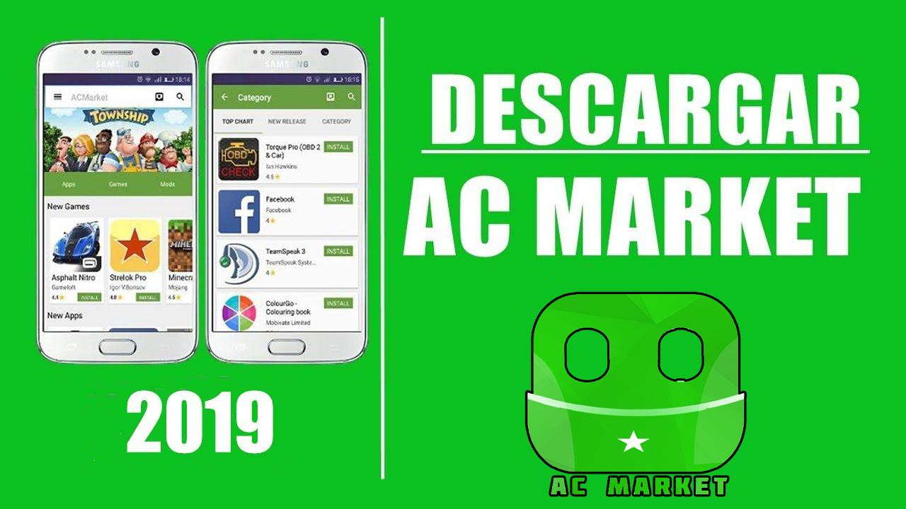 Descarga Aplicaciones Y Juegos Hackeados De Android Gratis Y Rápido Desde Acmarket Todoandroid