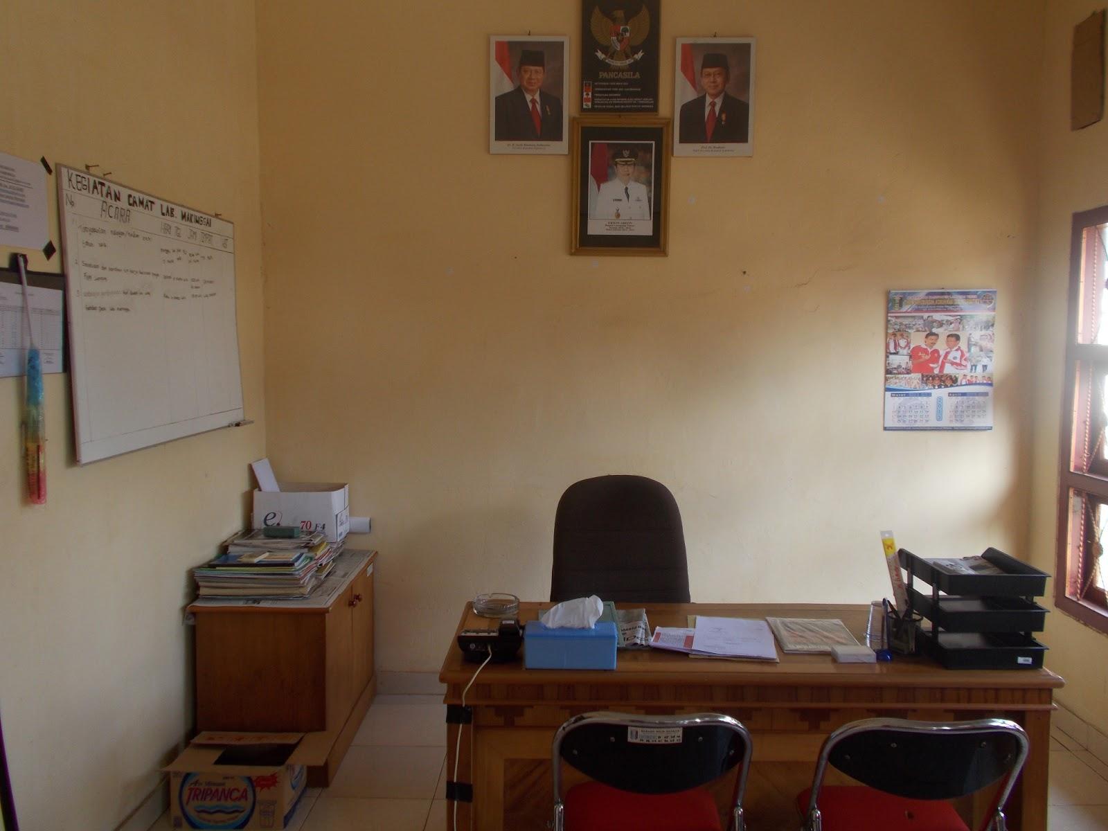 Analisis Pelayanan Prima Di Kantor Kecamatan Pengaruh Disiplin Kerja Terhadap Kinerja Pegawai Di Lbm Ruang Kantor Kecamatan Labuhan Maringgai