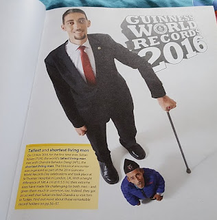 Guinness World Records 2016 Review