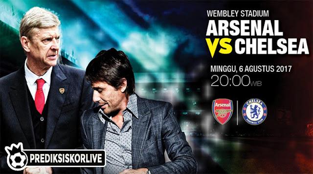 Prediksi Bola Arsenal vs Chelsea