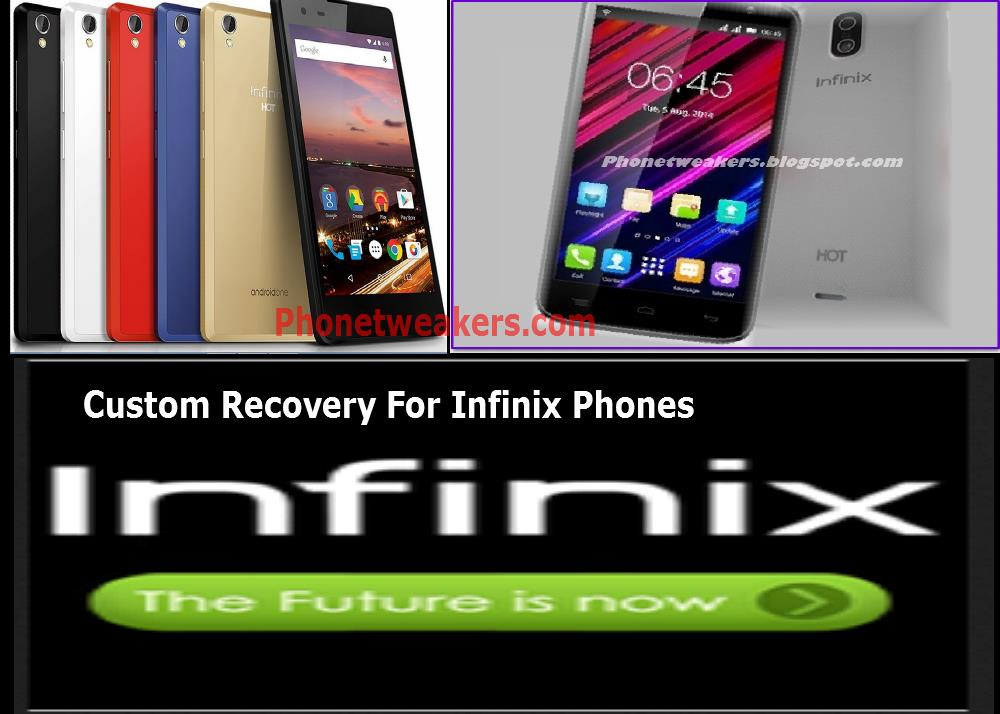 Download][Recovery] Collections Of Custom Recovery For All