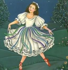 Pantofii roşii - Poveste de Hans Christian Andersen (I)