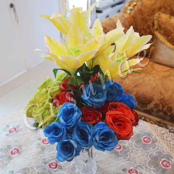 Jual bunga hias mewah