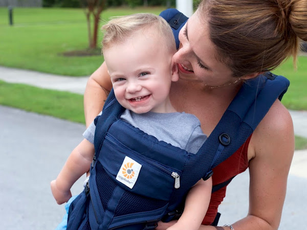 Best Baby Carrier: Omni 360 Cool Air Mesh Ergo Baby Carrier