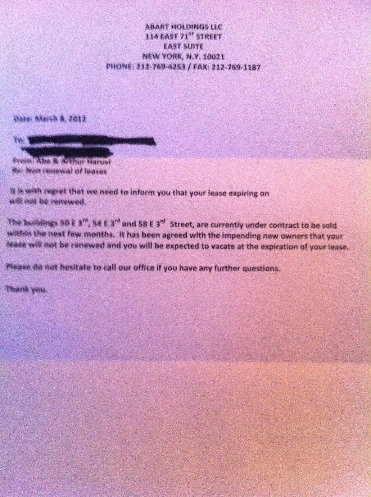 Free Cover Letter Templates non renewal